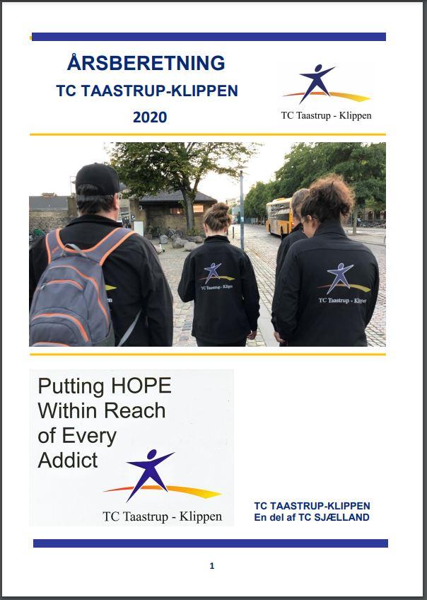 TeenChallenge Taastrup-Klippens årsrapport 2020
